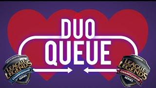 Duo Queue: NA vs EU (2016)
