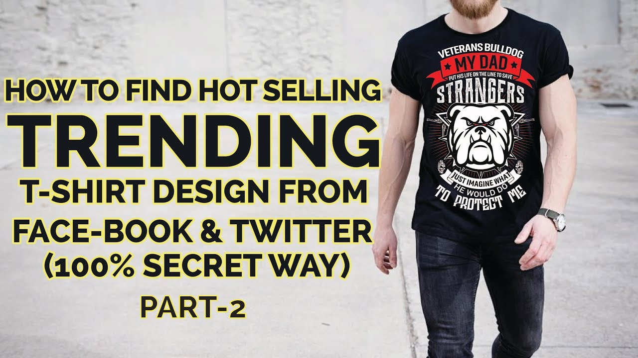 How To Research T Shirt Designs Selling T Shirts Make