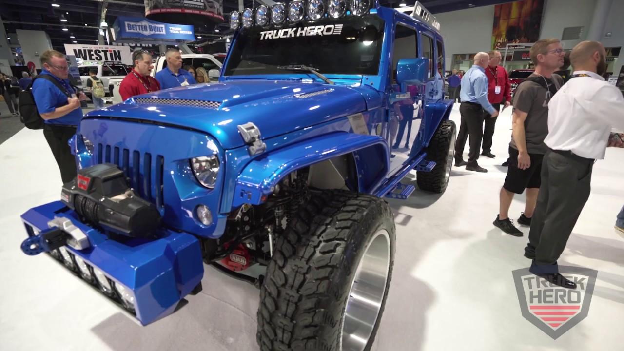 Truck Hero Presents Cool Custom Trucks Jeeps Of Sema 2017