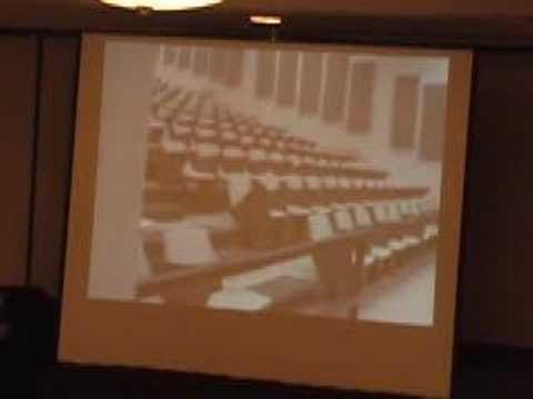 ACME Teach-In 2008: Kenner and Rivera Teach Technology