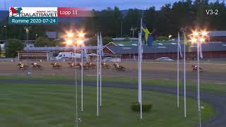 Vidéo de la course PMU PRIX DALATRAVETS MONTÉSERIE AVD 8