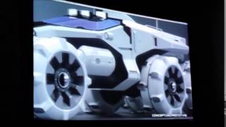 видео Mass Effect 4 на Comic-Con 2014