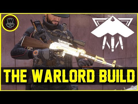 THE LORD OF WAR! Warlord Banshee Build (The Division)