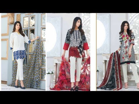 How To Style Kurti With Pants // Indian Ethnic Wear 2017