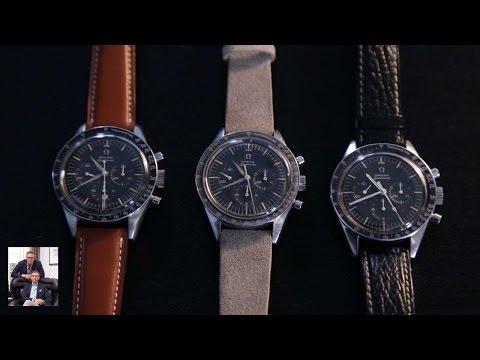 Omega Speedmaster 2998 Serie aus den frühen 1960er Jahren [english subtitles]
