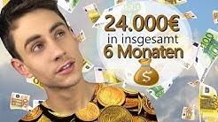 8.000€ in 2 Monaten! Krasser Ferienjob!