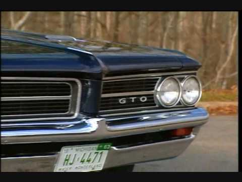 American Muscle Car 1964 Pontiac GTO part 1