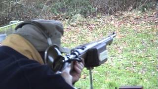 Shooting Boer War Carbine and Rifle