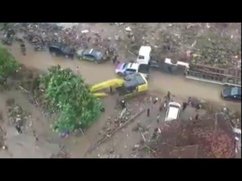 Tsunami Selat Sunda: 108 Orang Meninggal Dunia di Lampung Selatan