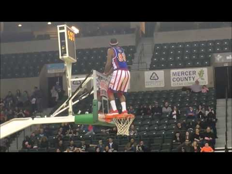 Harlem Globetrotters ~ March 3 2018 ~ 7:00pm ~ Trenton, NJ ~ CURE Arena
