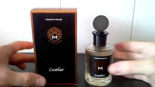 Monotheme Leather (Tuscan Leather Clone??) Fragrance Review Thumbnail