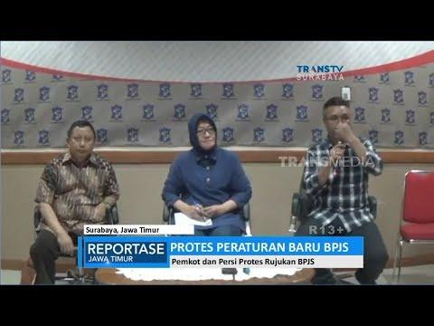 Protes Peraturan Baru BPJS