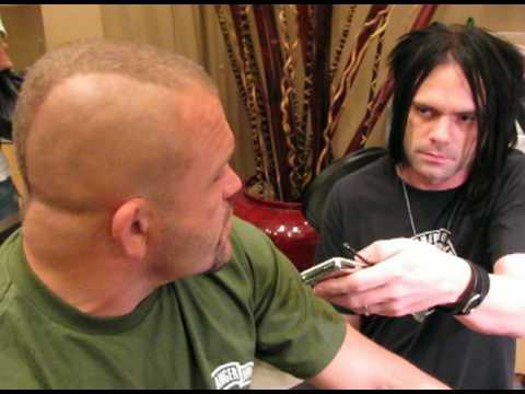 chuck liddell tattoo video. Jul 22, 2009 10:19 AM