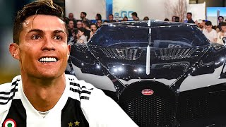 15 Things You Didn't Know About Cristiano Ronaldo!