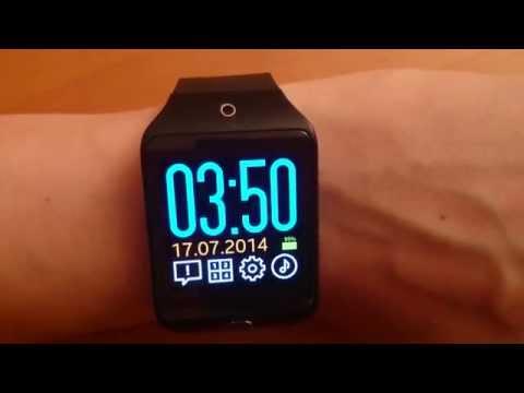 Big Clock Launcher for Gear