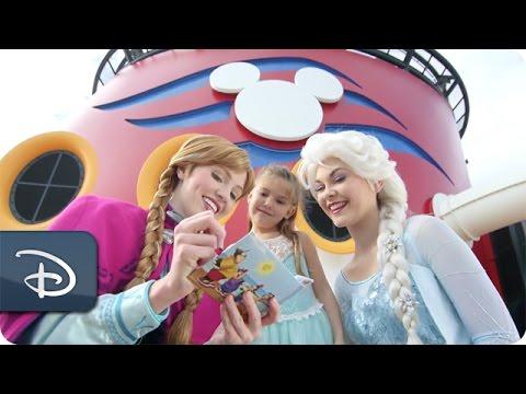 The Norwegian Village Behind Frozen's Arendelle   Disney Cruise Line