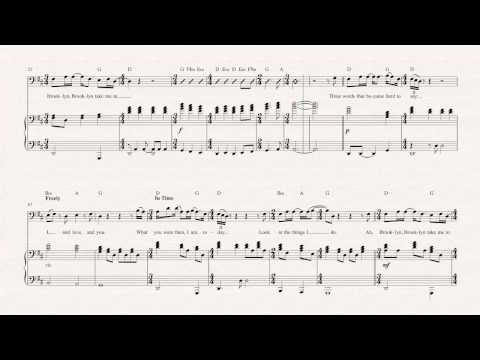 Cello - I and Love and You - The Avett Brothers - Sheet Music, Chords, & Vocals