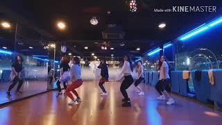 레이디스 코드(LADIES' CODE)_SET ME FREE 안무(choregraphy) dance prac…