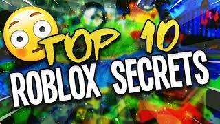 Top 10 Robux Secrets in Roblox!