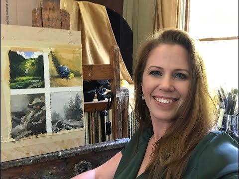Four Studies in Composition with Jessica Henry