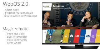 LG Electronics 49LF6300 49-inch 1080p Smart LED TV Review