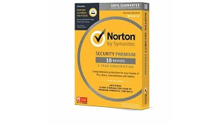 Norton Security Premium Software 2year Subscription for ...