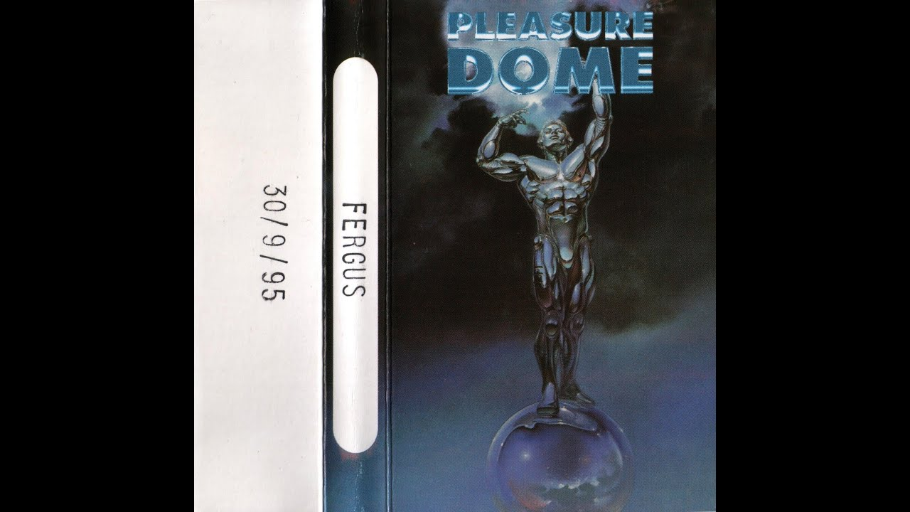 DJ FERGUS PLEASUREDOME  BLUE SERIES 30 09 1995 SIDE B