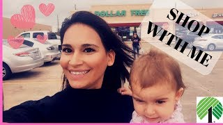 SHOP WITH ME DOLLAR TREE   FIRST DOLLAR TREE VIDEO 2019   VALENTINE