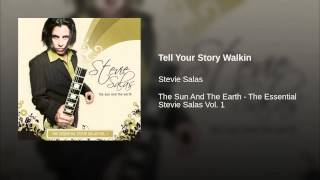 Tell Your Story Walkin