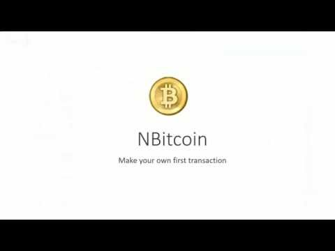 NBitcoin: How to make your first transaction with NBitcoin