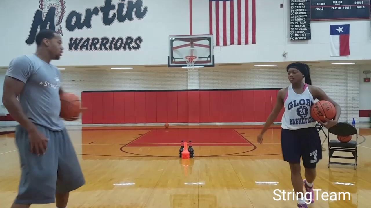 basketball ball handling drills pdf