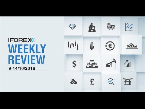 iFOREX Weekly Review 9-14/10/2016: USD, JPY and GBP.