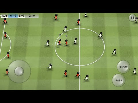 Stickman Soccer (Official Trailer)