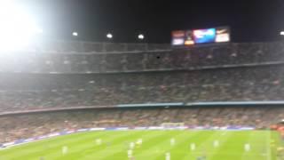 FC Barcelona gegen Real Sociedad 3:2 Part4