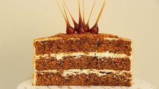 Морковный ТОРТ ✧ Carrot Cake Recipe ✧  Havuçlu Yaş Pasta Tarifi
