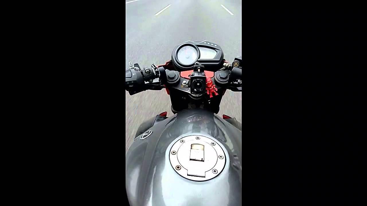 Zanella rx 200 (180cc) naked