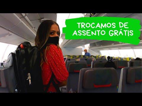 Como é Voar pela TAP de São Paulo para Lisboa na Pandemia (COM DETALHES)