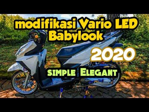 Modifikasi Babylook Vario 125/150 LED | simple | 2020 | BLSC Official