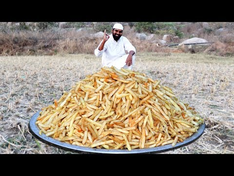French Fries Recipe | Crispy French Fries Recipe for orphan kids | Nawabs kitchen