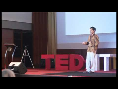 Artificial intelligence for Indonesia: Suyanto at TEDxITT