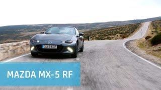Prueba Mazda MX-5 RF, un DEPORTIVO económico