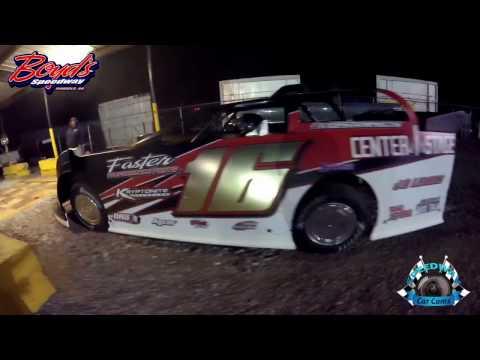 #16 Sam Seawright - Crate Late Model - 3-18-17 Boyd's Speedway - Dirt In-Car Camera