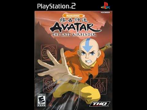 Avatar The Last Airbender Game Soundtrack 834 English@mus c8 combat boss lp