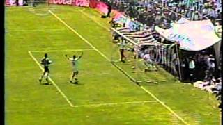 Final Pachuca Vs Celaya - Junio de 1995