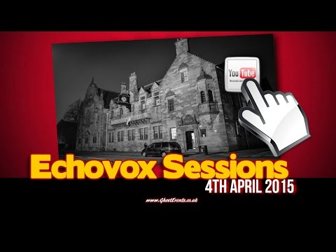 Public Echovox: Pearce Institute in Glasgow 4/4/15