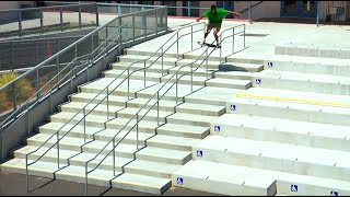 "Ishod Wair's ""Liquid Gold"" Part"