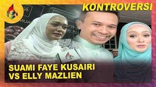 Suami Faye Kusairi VS Elly Mazlien | Melodi (2019)