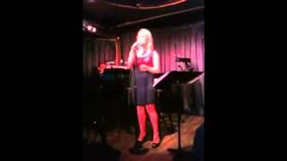 Sarah Joy Kane- Don't Tell Mama Cabaret- NYC