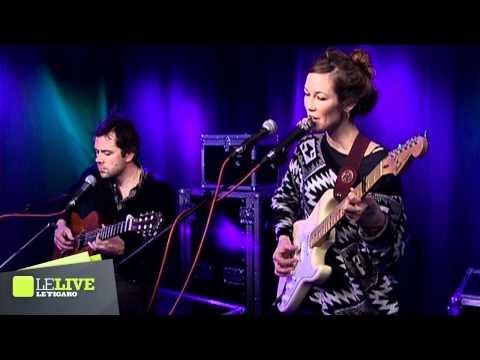 Mina Tindle - Lovely Day - Le Live