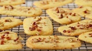 Butter Cookies Recipe Demonstration